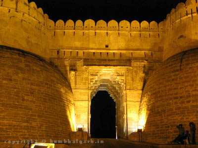 Kumbhalgarh Fort Lights